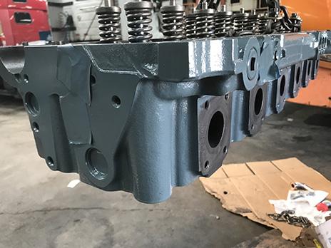 Heavy Duty Diesel Cylinder Head, Replacement – Diesel Truck