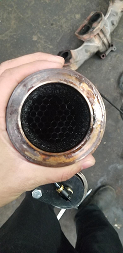 Inlet EGR Cooler